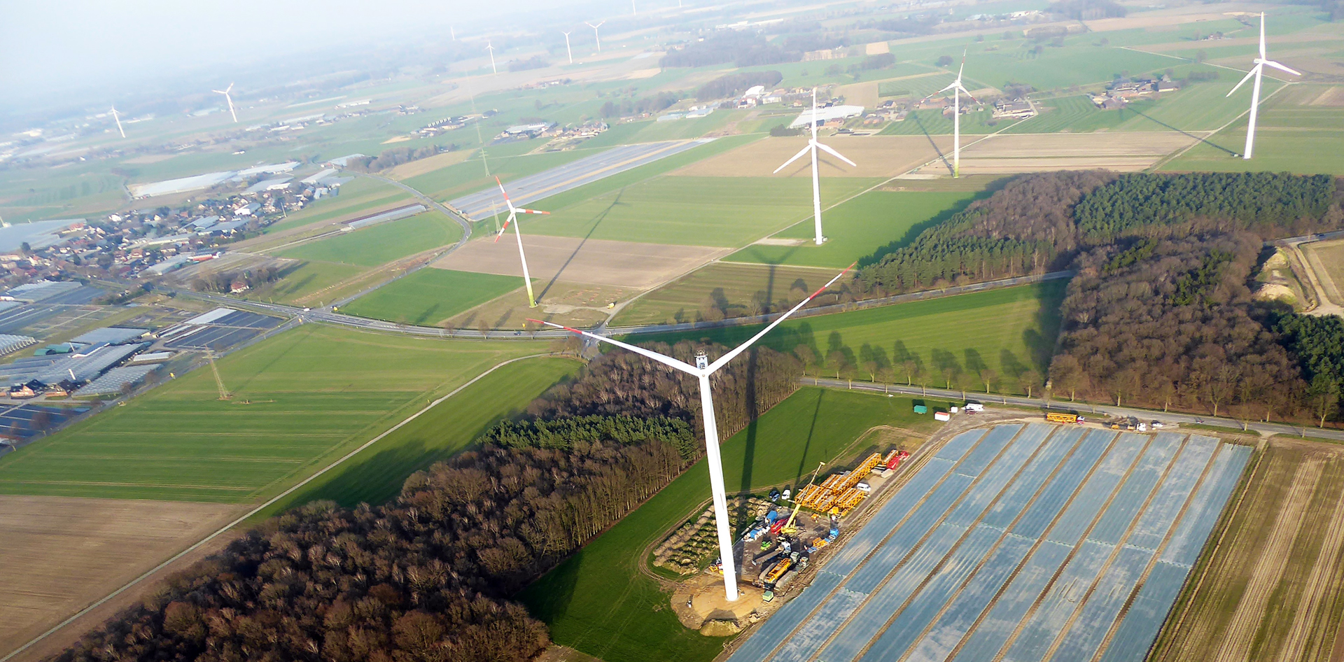 Windpark Wanderpesch